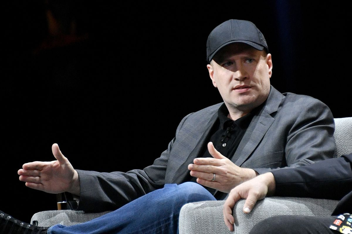 Marvel's Kevin Feige is the internet's latest sad boy thanks to Spider-Man